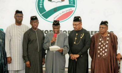 Your Statement Lacks Substance - PDP Governors Reply Garba Shehu