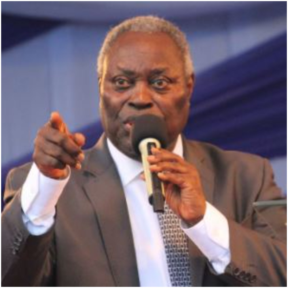 Pastor Kumuyi To Return Tithes, Offerings, Gives Reasons
