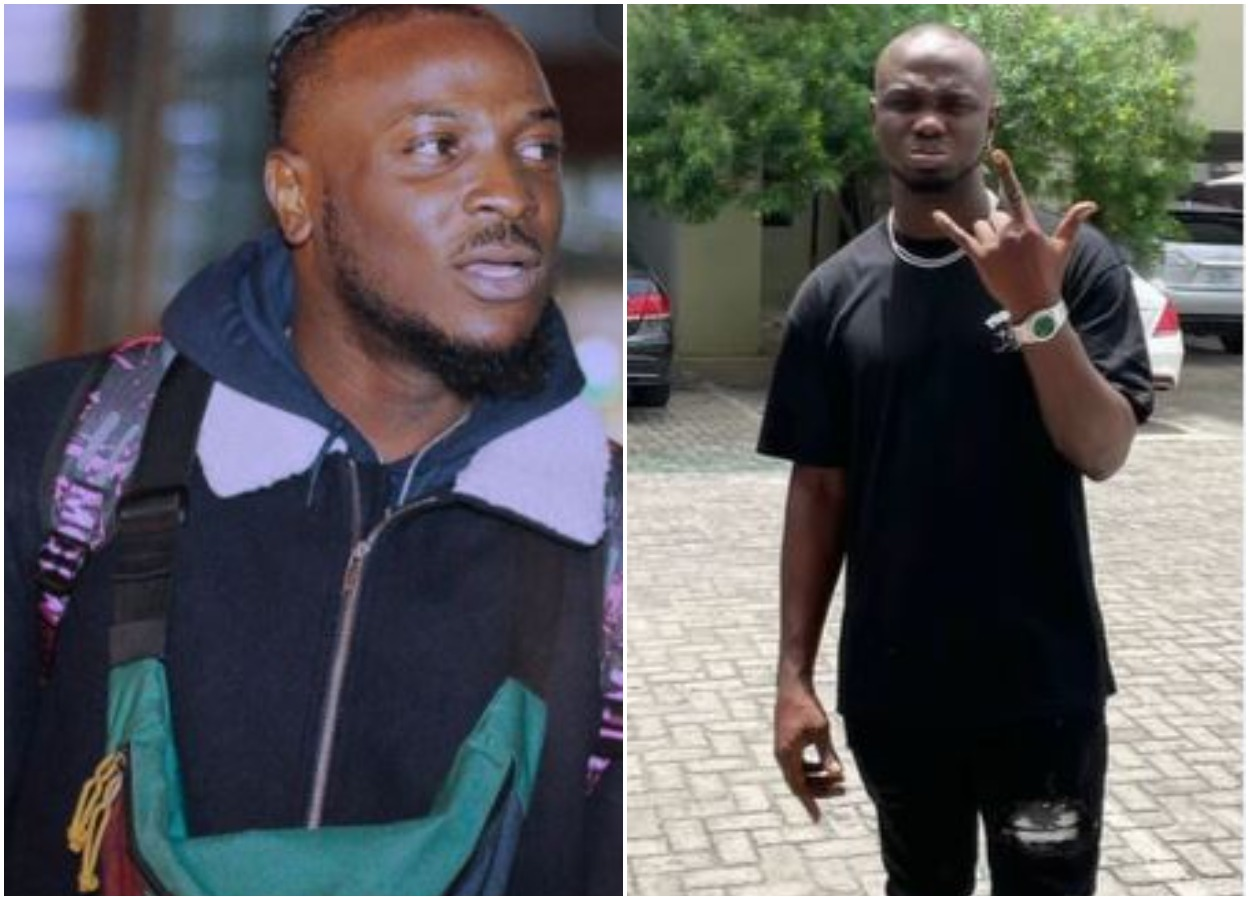 Peruzzi Reacts To The Death Of Obama DMW