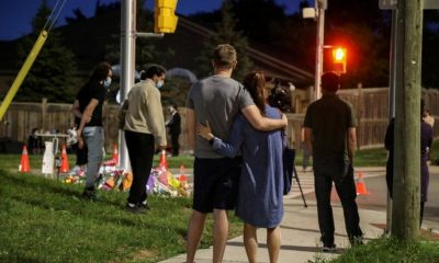 Police believe the victims were targeted because of their faith