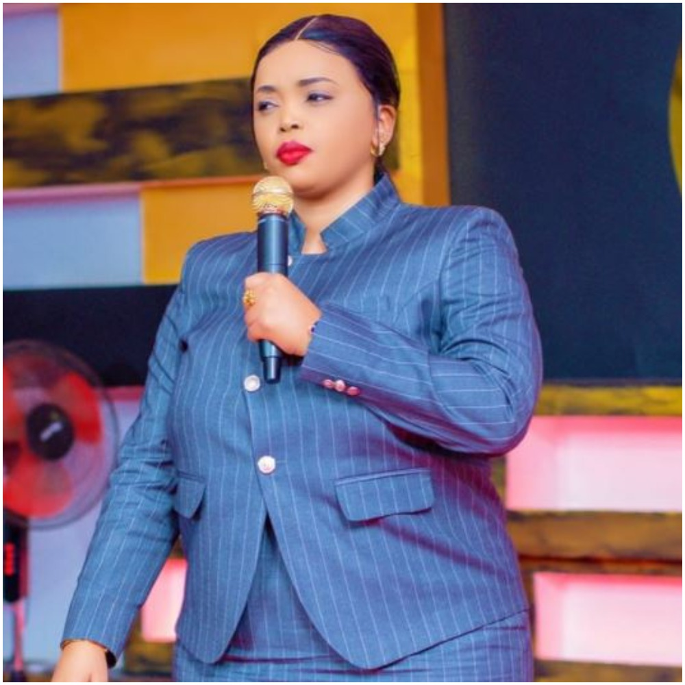 Popular Reverend Lucy Opens Up On Arranging Threesome For Nigerian Evangelist