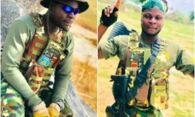 Tears Flow As Family Mourn Nigerian Soldier Killed In Zamfara Attack