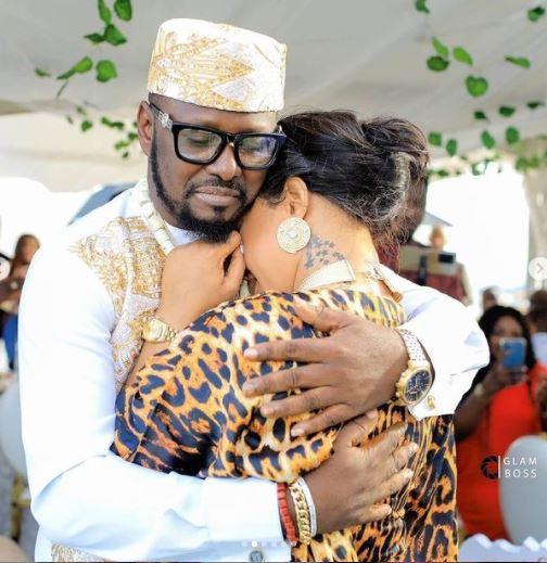 Tonto Dikeh and her man