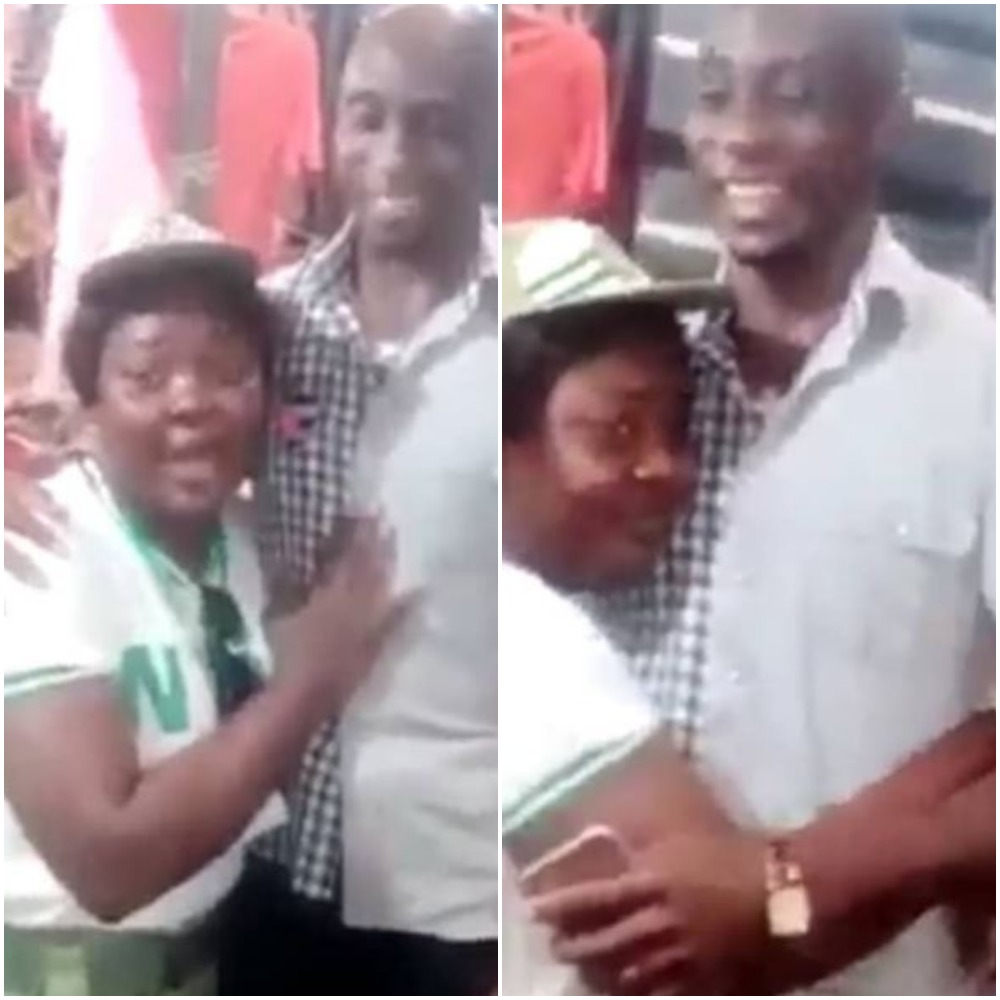 Youth Corper Salutes Her Elder Brother Who Dropped Out To Train Her In School