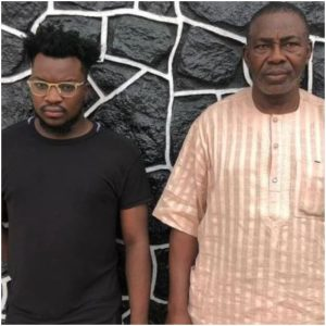 EFCC arrests father and son for alleged internet fraud