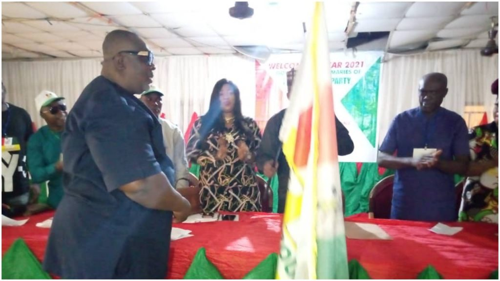 Ugwoji Emerges ZLP Candidate For Anambra Gov'ship Election