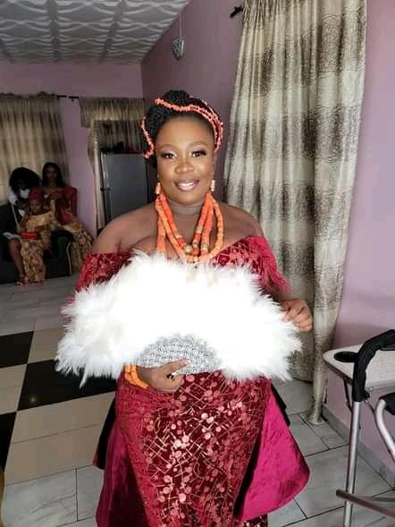 Nigerian Feminist Reveals How Her Wedding Went