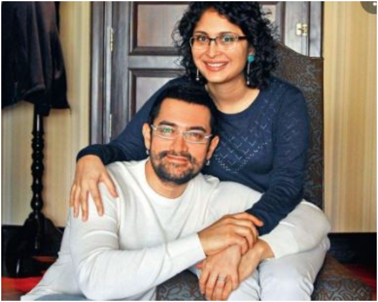Bollywood Star, Aamir Khan And Kiran Rao Announce Divorce After 15 Years Of Marriage