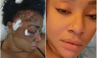 Actress Angela Okorie Recounts Near-Death Experience With Evil People In The Industry