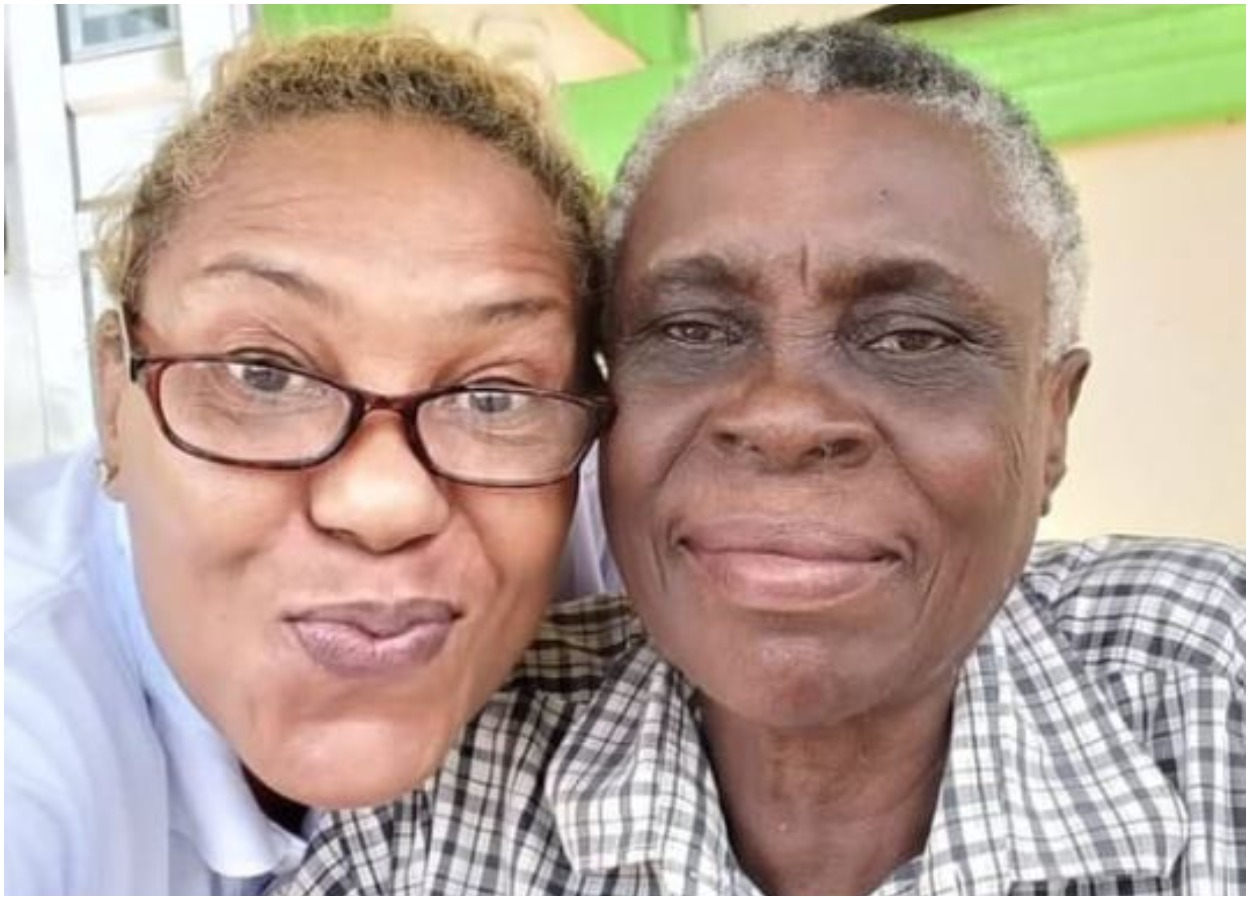 Actress Shan George loses mother