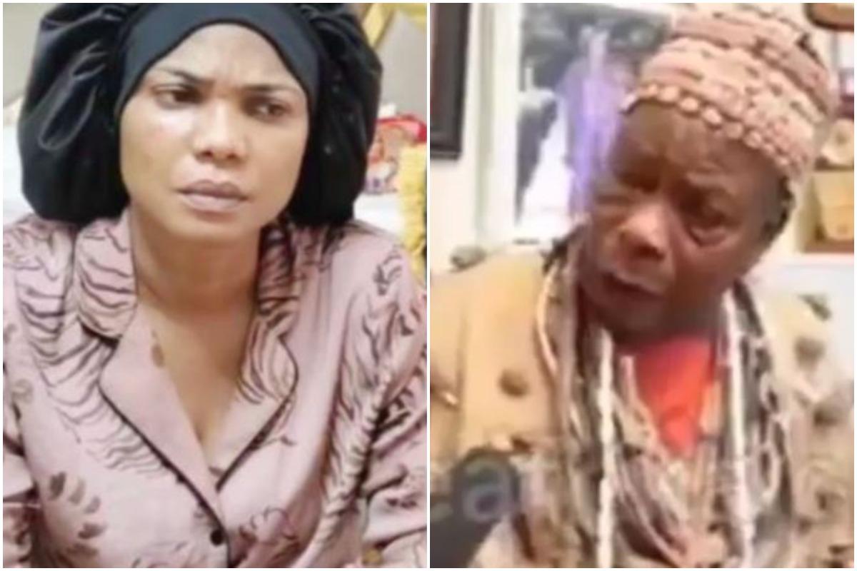 Baba Ijesha Iyabo Ojo Reacts To Death Threat