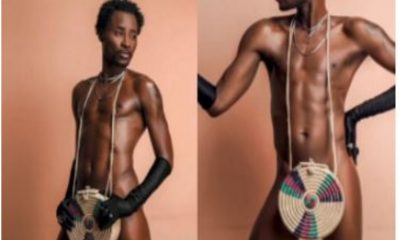 Bisi Alimi Strips in new photos