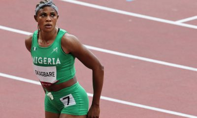 Tokyo 2021: Nigerian Blessing Okagbare suspended for doping before 100m final