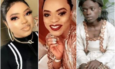 Bobrisky hints on reason why he changed his gender