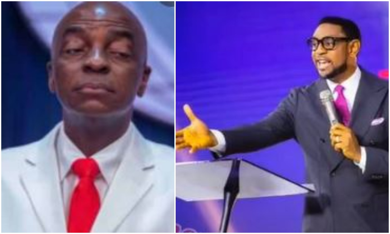 COZA Pastor, Biodun Fatoyinbo Poses An Important Question As He Backs David Oyedepo