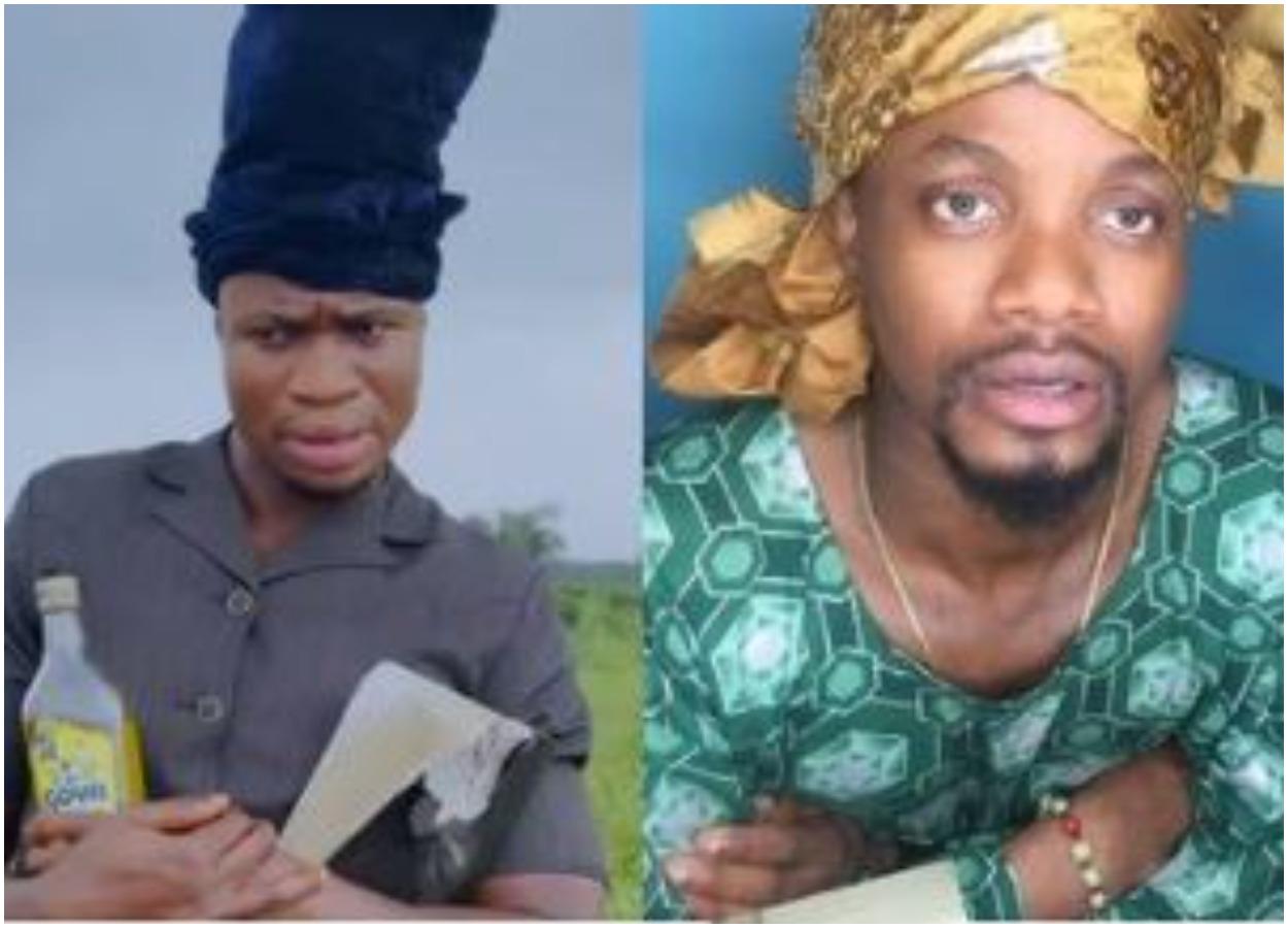 Comedians, Mamatobi, Zicsaloma Under Fire For Cross Dressing
