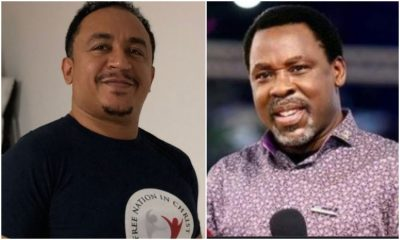 'I Am Disappointed'- Daddy Freeze Reacts As Oyedepo, Adeboye, CAN, Shun TB Joshua's Burial
