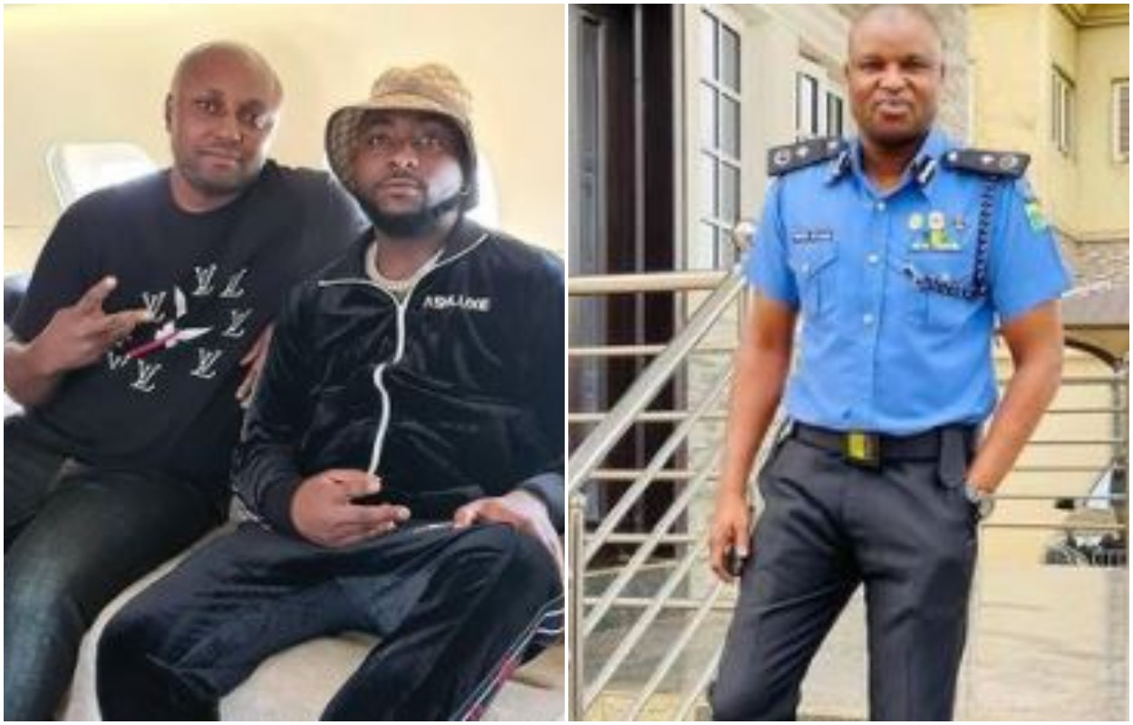 Davido Aide, Isreal Poses Important Question As He Declares Support For Abba Kyari