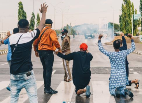 #EndSARS: Court Strikes Out Suit Against Davido, Burnaboy, Others