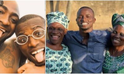 Davido's Former PA, Aloma, Says As He Shows Off His 'Mothers'