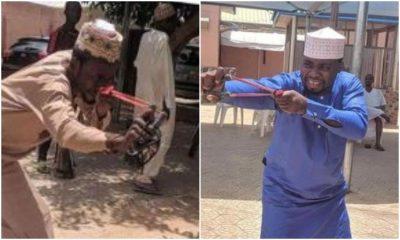 Katsina Youths Acquire Catapults To Fight Bandits