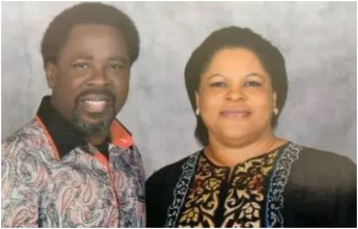 T.B. Joshua Wife's Reportedly Directs FG To Deport Foreign Synagogue Church Prophets, Evangelists [Full List]