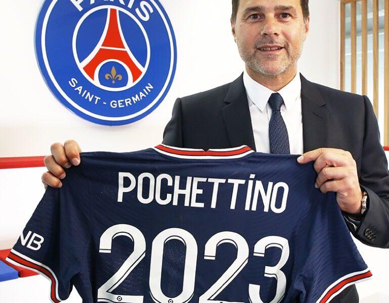 Maurcio Pochettino Extends PSG Contract