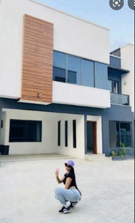 Nengi's mansion