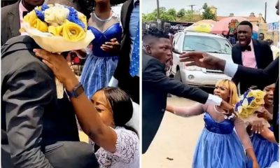 Nigerian Groom Calls Off Wedding