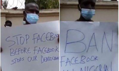 Nigerian Group Calls For Facebook Ban