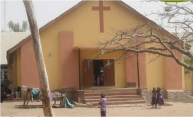 Nigerian pastor diverts funds