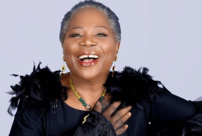 Veteran Actress, Onyeka Onwenu Slams Obi Cubana Over Lavish Burial