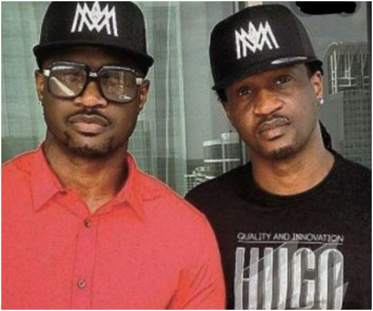 Actress Empress Njamah In Tears As She Urges Psquare To Embrace Love And Peace