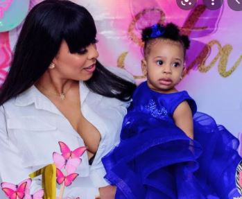 Why I Stopped Looking Good Since My Daughter's Birth- BBNaija Star, TBoss Opens Up