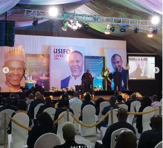 Usifo laid to rest amidst tears