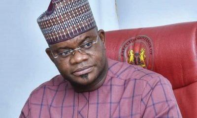 2023 Presidency: I'm Ready To Take Over From Buhari - Yahaya Bello