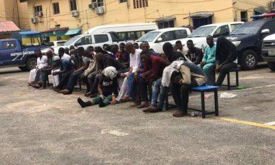 Lagos Police To Arraign Arrested Yoruba Nation Agitators