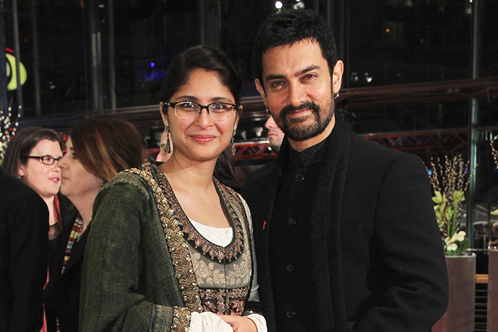 Bollywood Star, Aamir Khan And Kiran Rao Announce Divorce After 15 Years Of MarriagecBollywood Star, Aamir Khan And Kiran Rao Announce Divorce After 15 Years Of Marriage