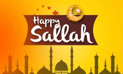 Happy Eid-El-Kabir Messages, Wishes To Send To Family, Friends
