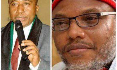 Biafra: IPOB 'Founder' Breaks Silence On Nnamdi Kanu's Rearrest