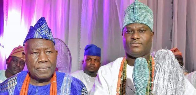 Igboho's Trial: Ooni, Olubadan Delegations Arrive Benin Republic