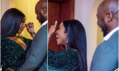 Inidima Okojie is engaged
