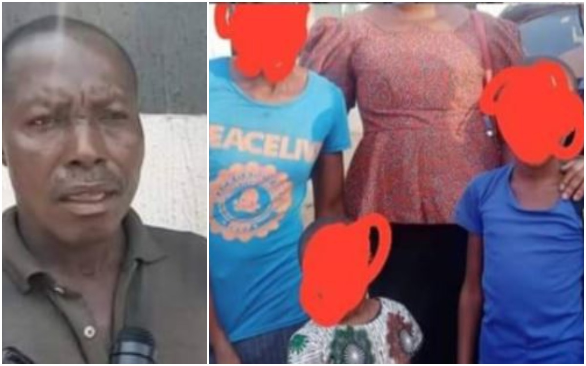 48-Year-Old Man Arrested For Defiling His 3 Daughters In Anambra