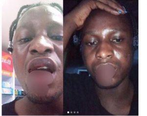 Angry Nigerians Attacks Popular Crossdresser, Beats Him Mercilessly