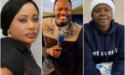 Actress, Clarion Chukwurah Backs Apostle Suleman, Reveals What God Did To Prophet Who Slept With Many Women