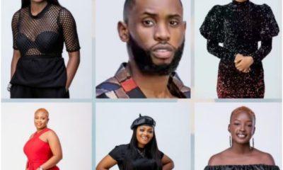 BBNaija 2021:Emmanuel,Arin, Nini,Princess,TegaAnd Saskay Are UpForPossible Eviction