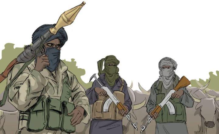 Bandit Terrorists Kill Five Vigilantes In Kaduna