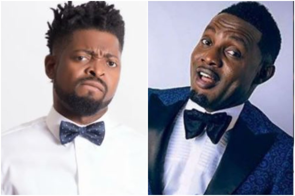 Basket Mouth Reveals Why He Can Not Be Friends With Comedian AY