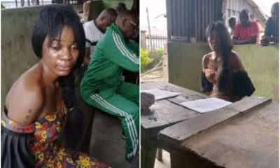 Beautiful Lady Kills Her Boyfriend After Sex, Absconds With His Benz