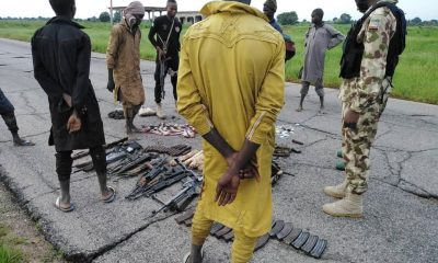 Army Pardons Another 200 Boko Haram Insurgents, Families